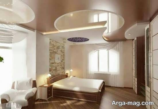 مدل های متفاوت کناف سقف اتاق