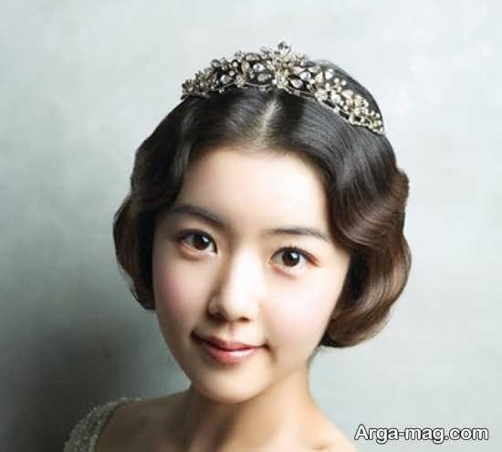 مدل مو دختران کره ای