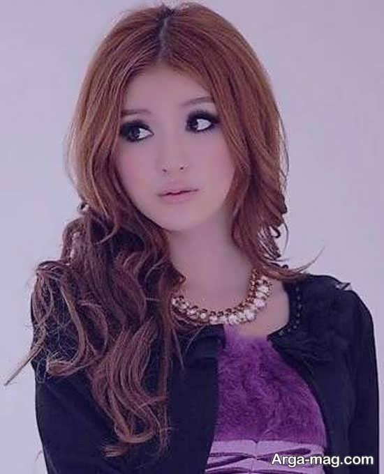 انواع مدلهای مو دخترانه کره ای