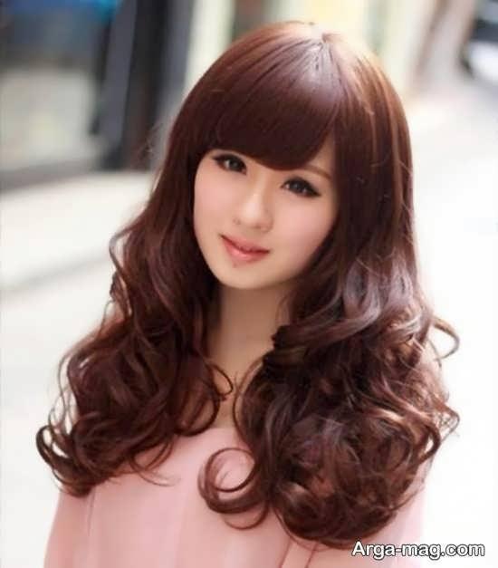 مدل موی دخترانه کره ای خاص2