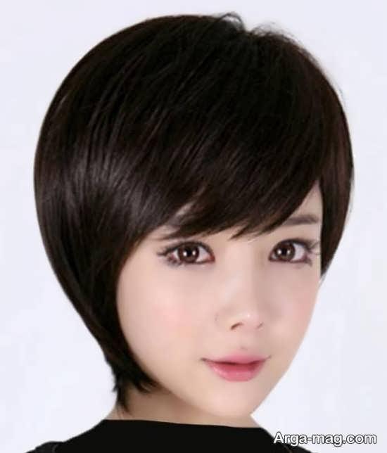 مدل موی دخترانه کره ای جذاب