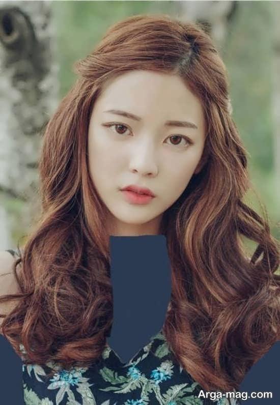 مدل مو دخترانه کره ای زیبا