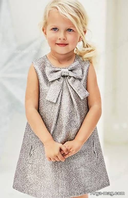 شیک ترین مدل لباس مجلسی لمه