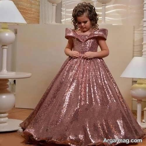 به روزترین مدل لباس مجلسی لمه