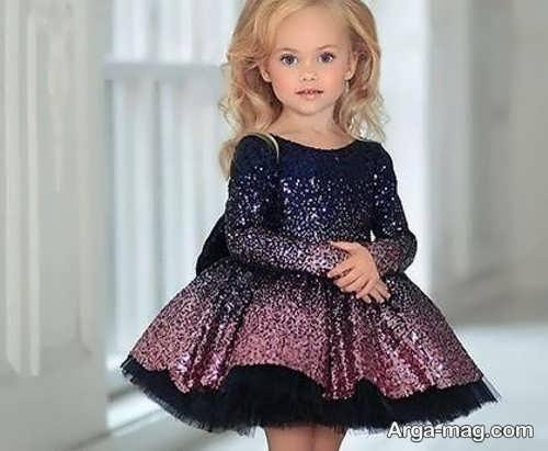 قشنگ ترین مدل لباس مجلسی لمه