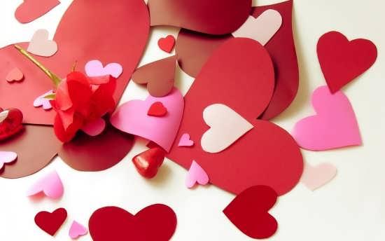 تصویر زیبای عاشقانه با قلب