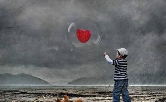 تصویر زیبای قلب برای پروفایل