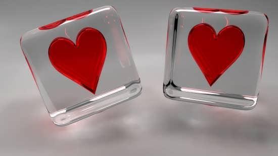 عکس های زیبای قلب برای پروفایل
