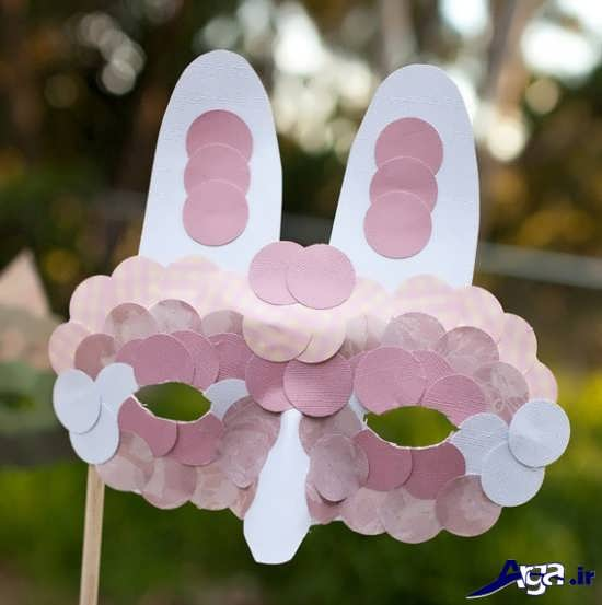 ساخت ماسک خرگوش