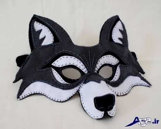 ماسک حیوانات کودکانه
