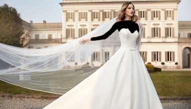 مدل لباس عروس 96 با جدیدترین طرح های مد سال