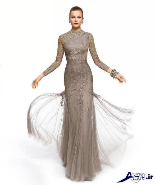 مدل لباس مجلسی زیبا لمه
