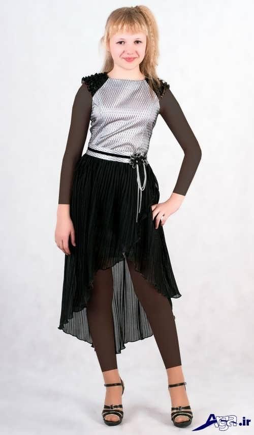 مدل لباس مجلسی شیک و زیبا دخترانه نوجوان