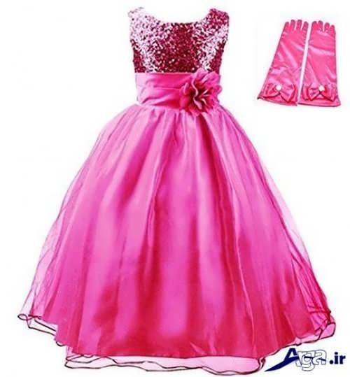 مدل لباس پرنسسی شیک
