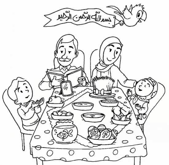 نقاشی عید نوروز زیبا