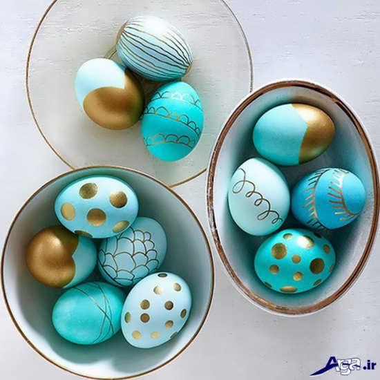آموزش تخم مرغ هفت سین