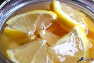 روش تهیه ی ترشی لیمو