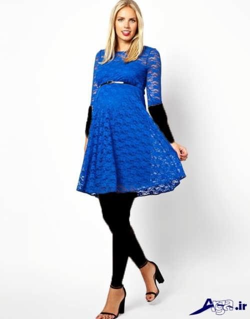 مدل لباس شب گیپور بارداری