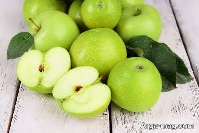 فواید باور نکردنی سیب سبز