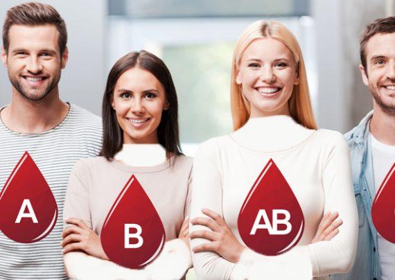 تست روانشناسی گروه خونی جدید و جالب