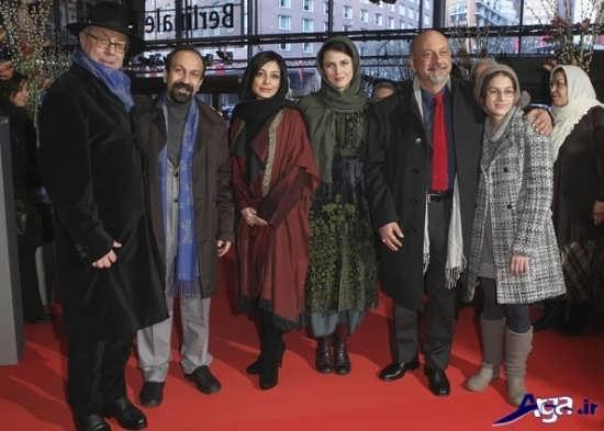 ساره بیات در جشنواره فیلم برلین