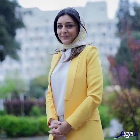 عکس متفاوت ساره بیات بازیگر ایرانی