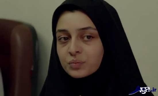 سار بیات در فیلم جدایی نادر از سیمین