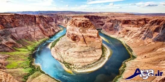 عکس زیبای صخره