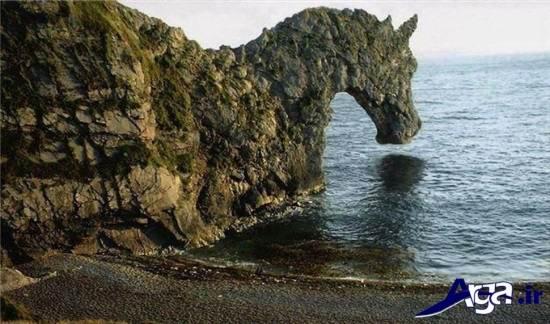 عکس صخره