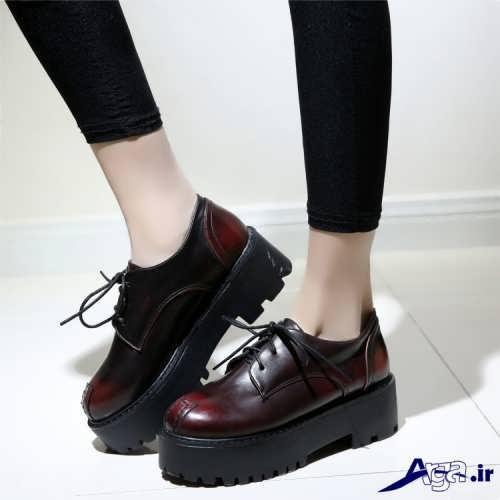 مدل کفش لژ دار دخترانه 96