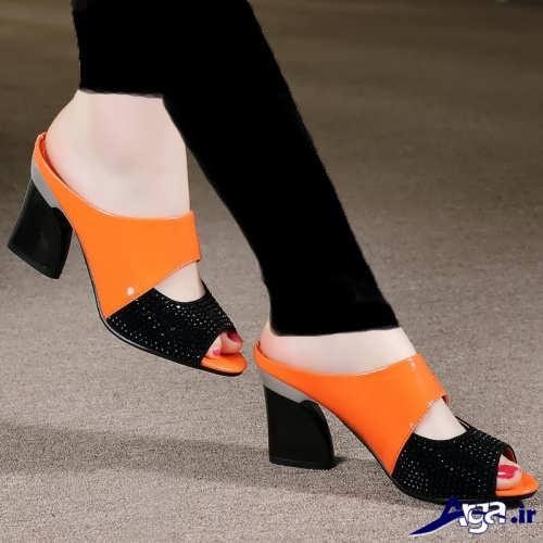 مدل کفش دخترانه مجلسی