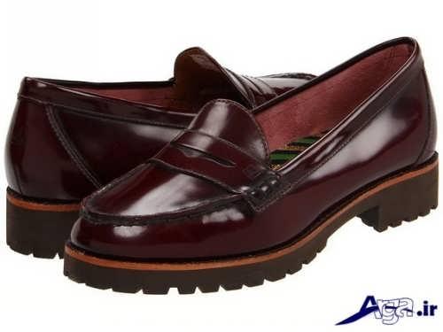 مدل کفش 96 ورنی و شیک