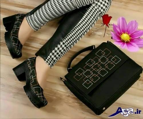 مدل کیف و کفش ست 96