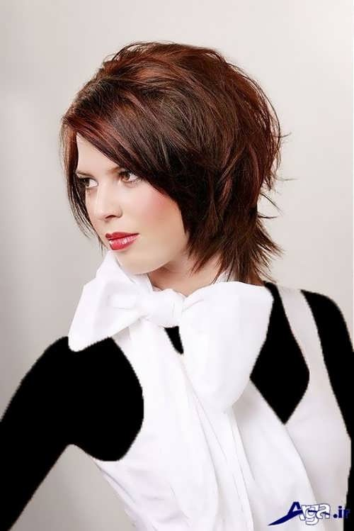 مدل موی فشن برای صورت کشیده