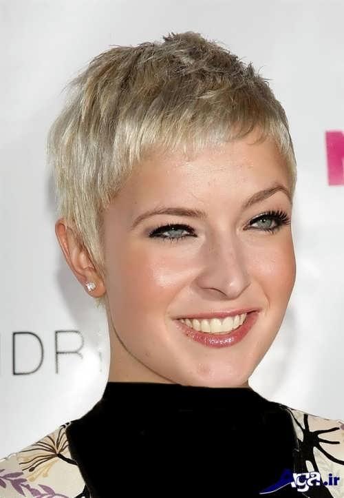 مدل موی زنانه کوتاه و جدید
