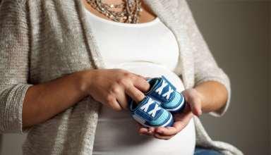 نشانه های بارداری پسر