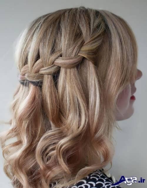 مدل بافت موی ساده و جذاب با چند روش بسیار جالب