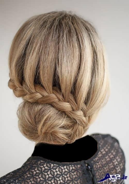 بافت موی زنانه