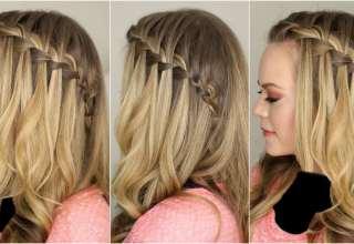 مدل بافت موی ساده و زیبا