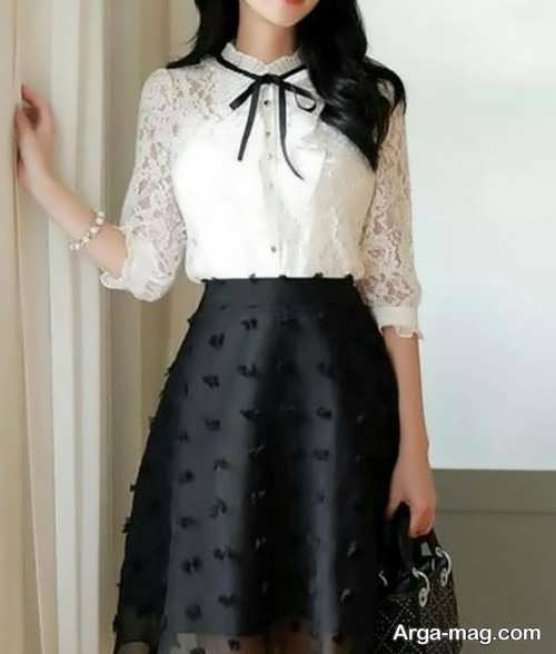 جذاب ترین مدل لباس مجلسی نوجوان