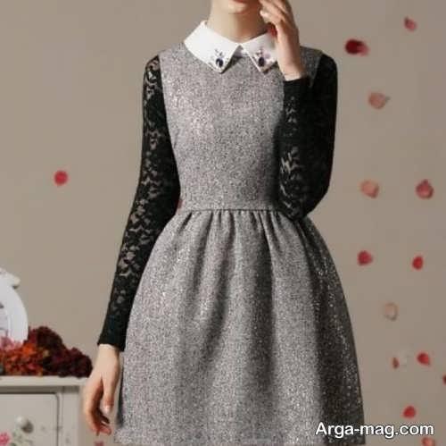 لباس مجلسی دخترانه بی نظیر