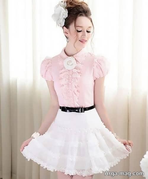 لباس مجلسی فوق العاده برای نوجوان دختر