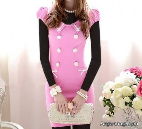 لباس مجلسی بی نظیر برای نوجوان دختر