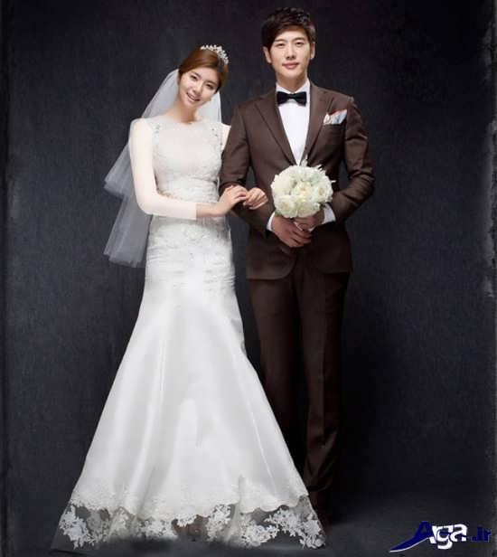 ژست عکس های عروس و داماد