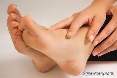 بهبود پا درد با راهکارهای طبیعی