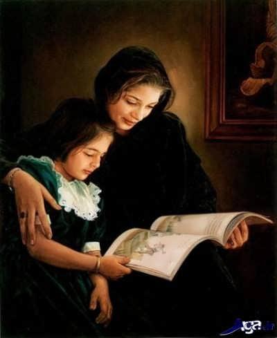 جملات زیبا و عاشقانه برا فرزند جملات عاشقانه مادر به فرزند دختر و پسر بسیار زیبا