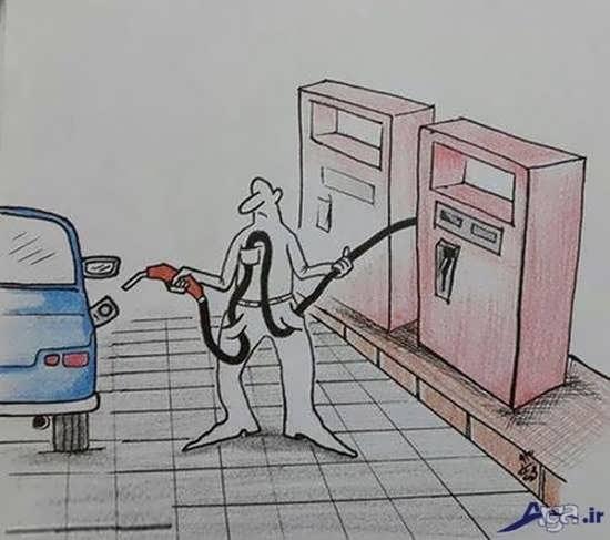 کاریکاتورهای مفهومی اجتماعی