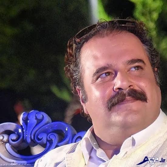 هومن برق نورد بازیگر