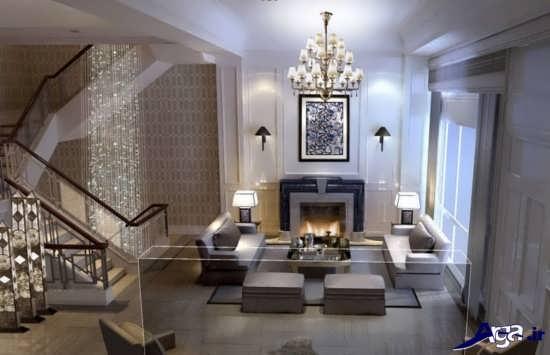 طراحی سیک دکوراسیون خانه دوبلکس