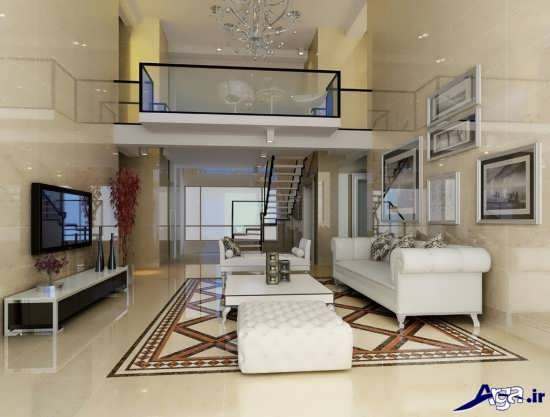 دکوراسیون خانه دوبلکس با 25 طراحی مدرن و متفاوت